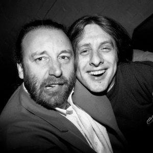 Peter Hook new Order and Shaun Ryder & Bez - The Happy Mondays - The Hacienda Manchester